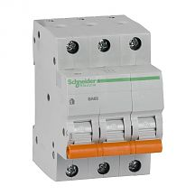 Автомат Schneider Electric 3п C 25А 4.5кА BA63